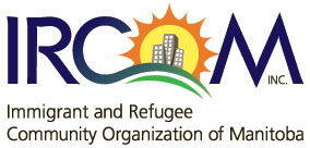 Immigrant and Refugee Community Organization of Manitoba Inc. Logo